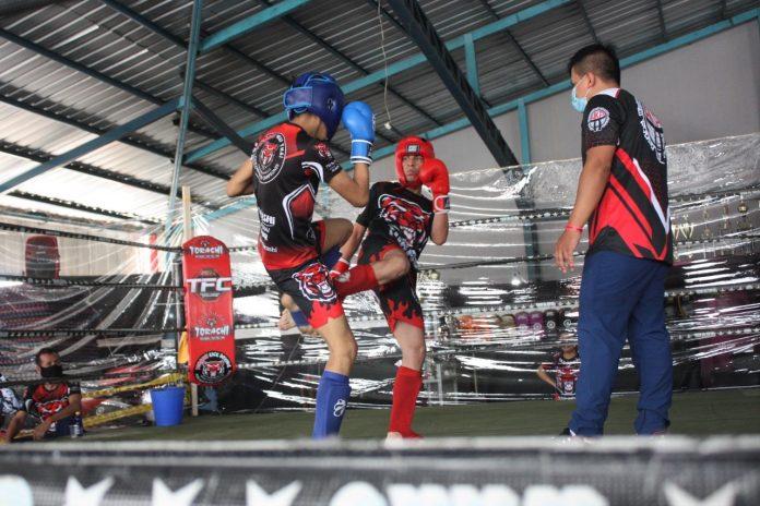 Artes marciales en Quevedo, club Torashi
