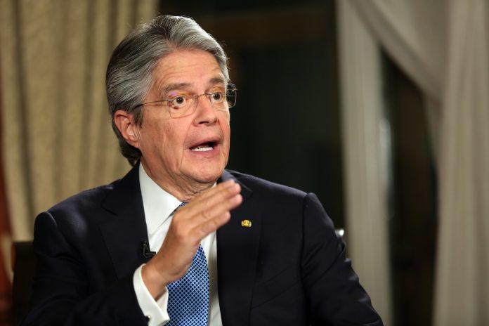 El presidente Guillermo Lasso anunció el contenido del proyecto