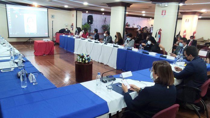 El presidente la Capeipi compareció ante la Asamblea