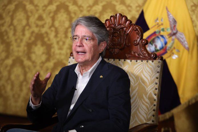 El presidente Guillermo Lasso envió el lunes la respuesta a la Asamblea