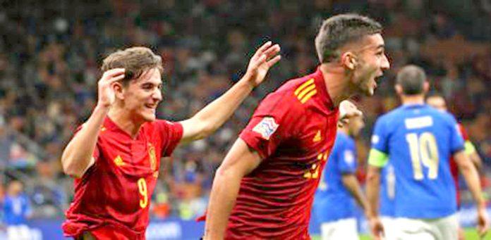 España ya está en la final de la Liga de Naciones