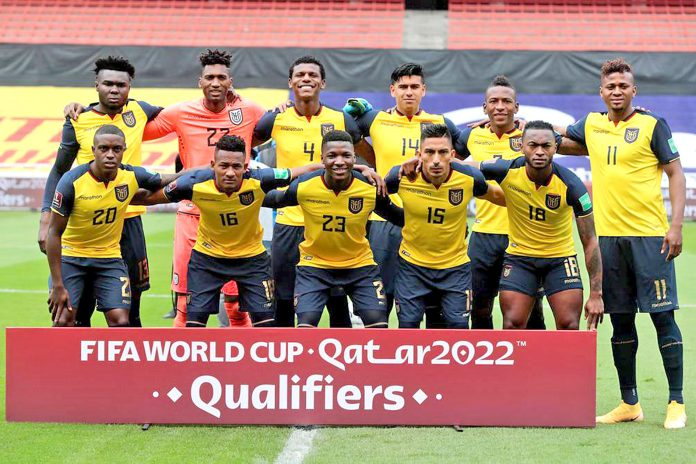Ecuador jugará ante Bolivia en Guayaquil