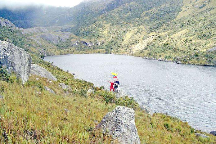 Lagunas de Jimbura se constituyen en un tesoro natural