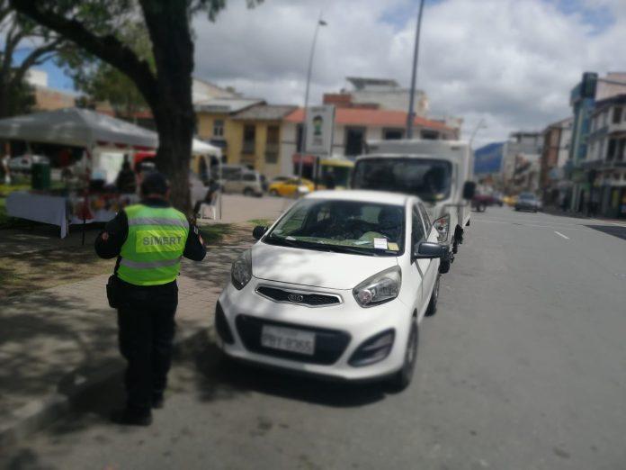 Ciudadanía es sancionada a diario con diferentes multas