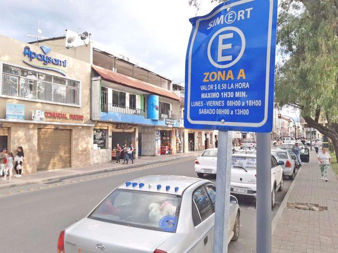 Feriado nacional suspende uso de tarjeta Simert en Loja