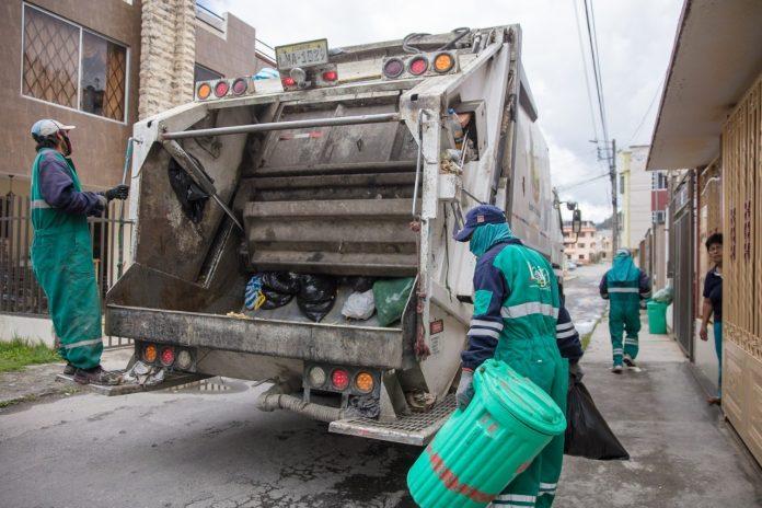 Con normalidad operará el recolector de basura
