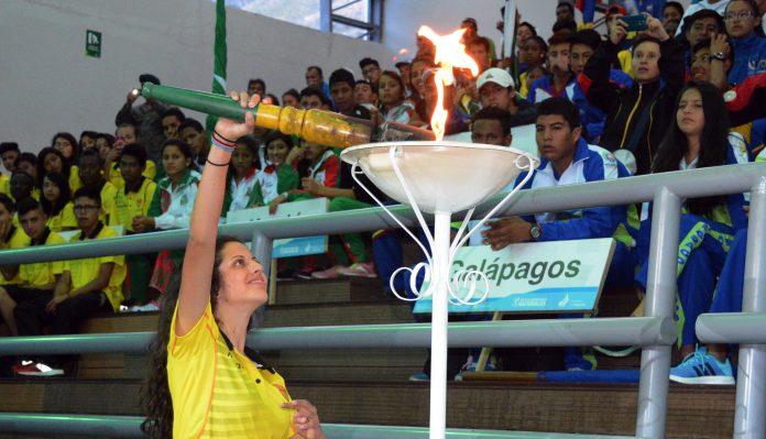 Delegaciones. Se estima que unas 3.000 personas, entre deportistas, jueces, familiares de todas las provincias, viajen hasta Imbabura para los Juegos Nacionales Juveniles 2021.