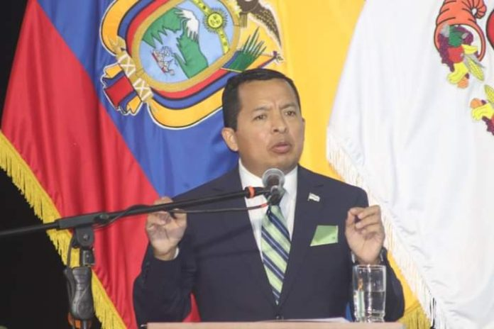Alcalde de Quevedo, John Salcedo