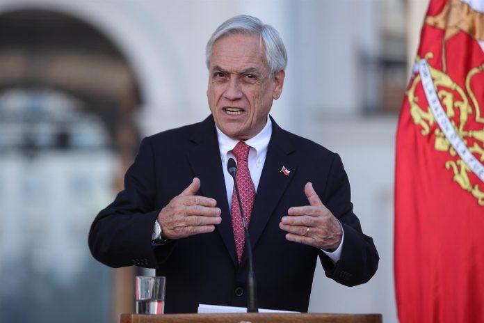 El presidente Piñera es mencionado en la investigación internacional.
