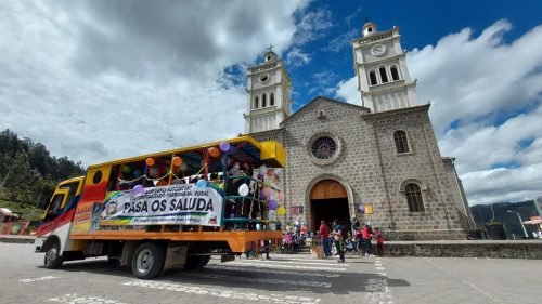 El desfile y la feria se realizarán en el Atrio de la iglesia.