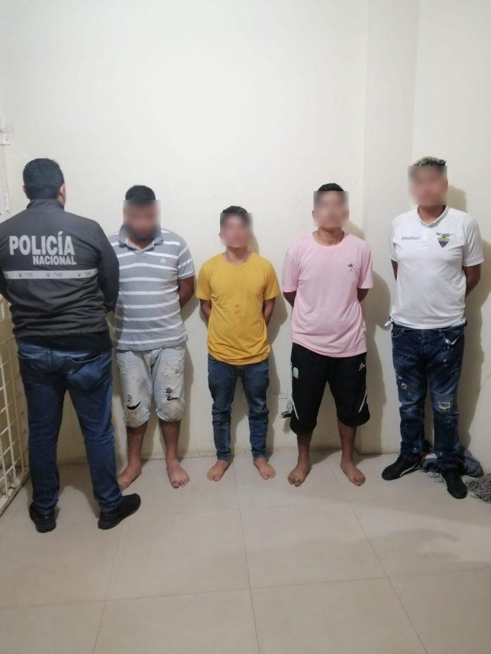 PRECEDENTE. Los detenidos no registran antecedentes penales.
