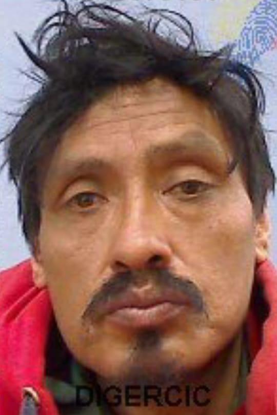 Milton Germánico Haro Gamboa de 45 años, está desaparecido desde el viernes 1 de octubre de 2021.