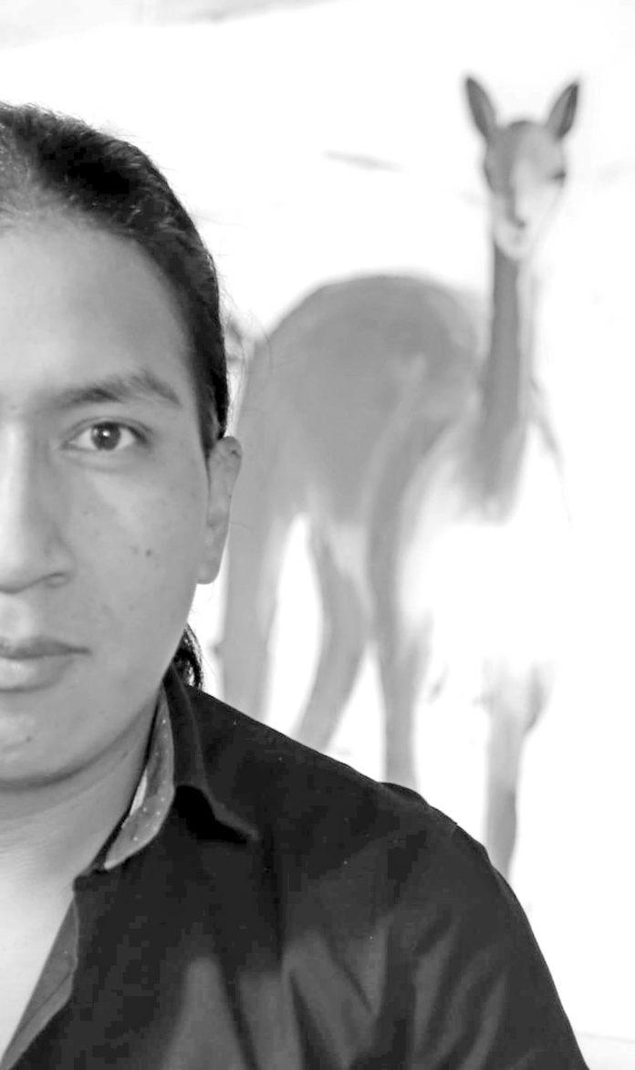 """Freddy Guaillas: """"el arte sí es una profesión rentable"""""""