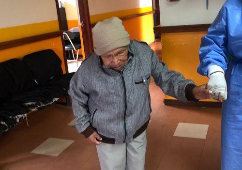 'Guachito' a sus 84 años tuvo apellido, fecha de cumpleaños y una cédula.