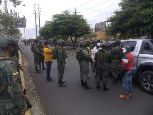 Varios hechos violentos se han registrado en el cantón