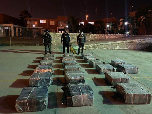 PROCESO. Atentado, detenciones y decomisos dejó ola de violencia en la ciudad de Esmeraldas.