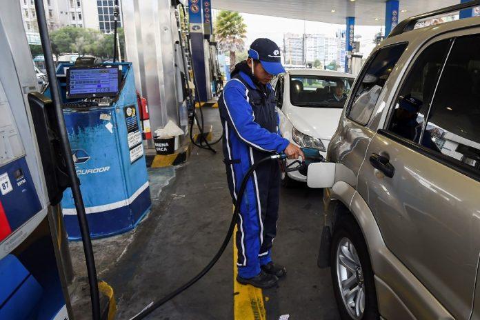 Los precios de los combustibles aumentan cada mes desde julio 2020