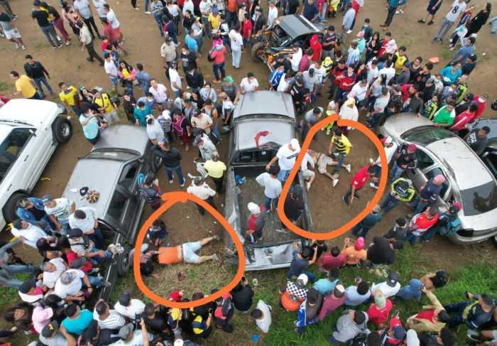 Informes. En las próximas horas revelarían más detalles sobre el accidente en la pista de rally.