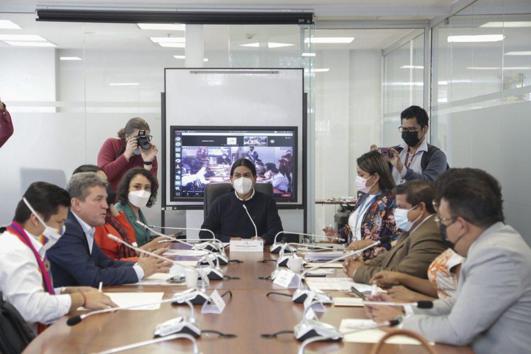 La Comisión de Garantías Constitucionales inició la investigación de los Pandora Papers