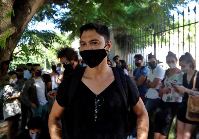 El dramaturgo Yunior García Aguilera es el líder del proyecto de marcha pacífica anunciada para el 15 de noviembre en varias ciudades cubanas.